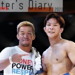 【Fighter's Diary con on that day】「試合がない日々」を生きる松嶋こよみの声 on 2015年8月7日