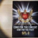 【The Fight Must Go On】イベントプログラム・シリーズ─02─2012年4月7日、Supre Fight League@インド