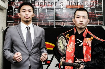 【Fighter's Diary con on that day】「試合がない日々」を生きる和田竜光の声 on 2014年11月26日