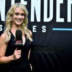 【UFC ESPN08】コロナの時代のUFC最前線。美人インタビュアー=ローラ・サンコに予防対策を訊く