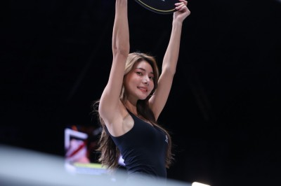 【Monday Ring Girl】ONE95「Enter the Dragon」