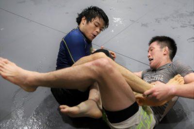 【Shooto2020#03】修斗でグラップリング、岩本健汰─01─「青木さんと世羅さんみたいな試合にならない」