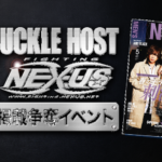 【NEXUS】ネクサス出場選手が、メンズファッション誌「MEN'S KNUCKLE」ページ獲得バトル
