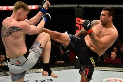 (C)Zuffa/UFC