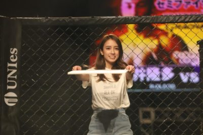 【Monday Ring Girl】Brave Fight 18 X GRACHAN 39