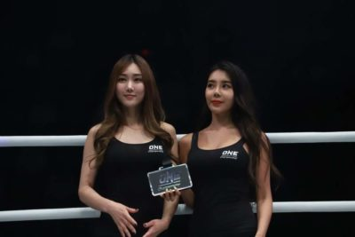 【Monday Ring Girl】ONE92「For Honor」