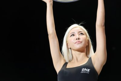 【Monday Ring Girl】ONE96「Masters of Destiny」