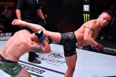 【Special】岡田遼が語りたい、UFCプレリミ戦─05─コディ・ステーマン✖ブライアン・ケレハー