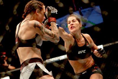 【UFC ESPN10】メインでカルヴィーロと対戦、ジェシカ・アイ「計量失敗? 男には分からないことがあるの」