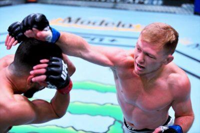 【Special】修斗チャンプ岡田遼が斬る、UFCプレリミ戦─01─ケイシー・ケニー✖ルイス・スモルカ