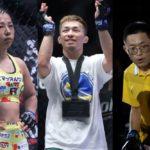 【ONE】リスタート、ONEチャンピオンシップ。和田竜光、内藤のび太、三浦彩佳、再開に向けての声