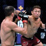 【UFC ESPN12】佐藤天、紆余曲折の末に判定勝ちゼロ──8つの一本勝ち=ブラヒメジとの対戦決定