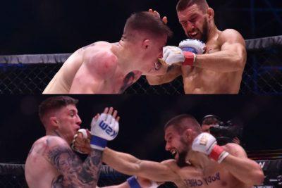 【KSW53】MMAとして成立するのか。本当に危険な3度目の顔合わせ、マテウス・ガムロ✖ノーマン・パーク