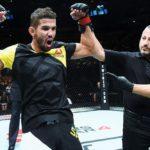 【UFC251】ロシアの猛者ボガトフと対戦するレオ・サントス─02─「マイ・ワールド、柔術に──」