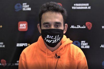 【UFC251】ヴォルカノフスキーに挑戦、マックス・ホロウェイ「ファイトアイランドがオアフなら(笑)」
