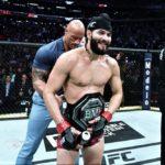 【UFC251】ドゥリーニョに代わり、ウェルター級王者ウスマンにBMF王者ホルヘ・マスヴィダルが挑戦?!
