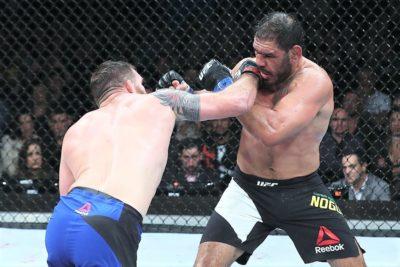 【UFC ESPN14】対戦カード ホジェリオ・ノゲイラ、最後のファイトでマウリシオ・ショーグンと!!