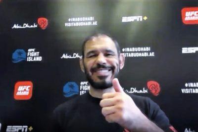 【UFC ESPN14】ラストファイトへ、ホジェリオ・ノゲイラ「日本での一番の思い出はサクラバ戦」