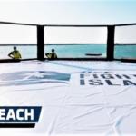 【UFC251】夢ではない。ダナ・ホワイトがインスタでUFC Fight Islandの建設動画をアップ