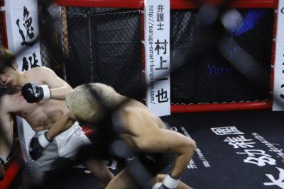 【iSMOS01】パンクラスイズム横浜・矢澤諒が大井洋一の前進を捌き、右ストレート一発でKO勝ち
