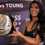【Monday Ring Girl】Invicta FC36「Sorenson vs Young」