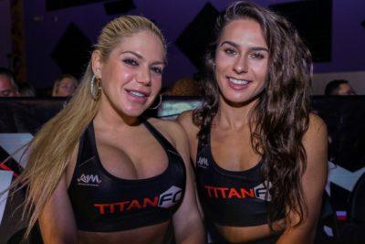 【Monday Ring Girl】Titan FC56「Soares vs Whitney」