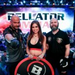 【Monday Ring Girl】Bellator230「Manhoef vs Bhati」& Bellator ES05「Milan」