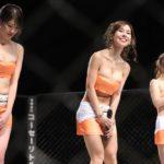 【Monday Ring Girl】GRACHAN42 x GLADIATOR011
