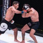 【UAEW12】モロッコのアナス・シラジュ・モニアが、ブラジルのマルチンスを一撃KO
