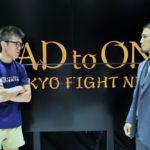 【Road to ONE03】青木真也「基本に改めて立ち返って」✖江藤公洋「伝えられるモノがあれば良い」