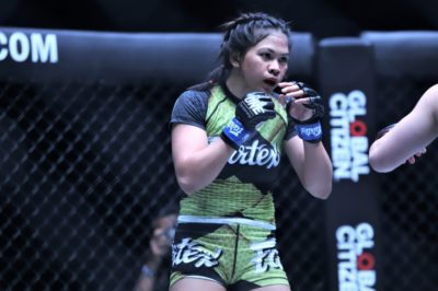 【ONE111 A New Breed】MMAは3試合──ザンボアンガ兄妹、揃い踏み。シールドはヨッカイカーと