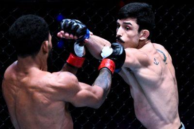 【Bu et Sports de combat】武術的な観点で見るMMA。アウベス✖フローレス「上、下、外、中」