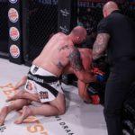 【Bellator243】これぞKO in MMA !! ジョンソンがサイドバックでパンチを纏めてミトリオンを倒す