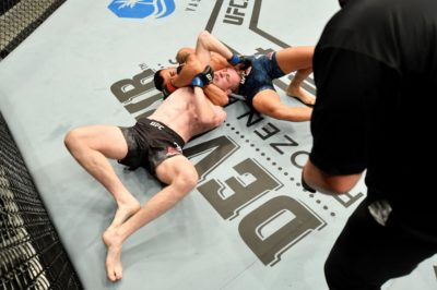 【Special】岡田遼が語りたい、UFCプレリミ戦─08─マクワン・アミルカーニ✖ダニー・ヘンリー