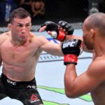 【UFC252】レスリングベース、徹底したテイクダウンゲームでデヴァリシビリがドッドソンを下す