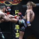 【DEEP96】ストロー級王者=越智晴雄に挑戦、川原波輝─02─「ホンマに日本の格闘技界を背負うつもり」