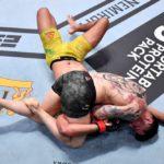【UFC252】バーンズ弟、打撃を生かしたMMA柔術=ピネダのクルスフィックス&ヒジでTKO負け