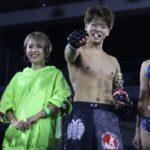 【Pancrase317】パンクラス内NEXUSマッチ、注目選手を山田代表に訊く──「山本空良選手です!!」
