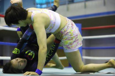 【Battle Hazard07】大健闘の伊澤星花、杉内由紀と時間切れドローに。女子GTFトーナメント実現へ?