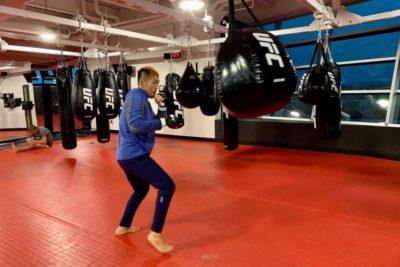 【UFC ESPN15】佐藤天……帯状疱疹で出場許可下りず。「調子を維持して、前を向いてやっていきます」