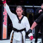 【Bellator243】テコンドーマスター&モデル&女優=MMAファイター。ヴァレリー・ルレーダに注目