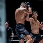 【ONE110 No Surrender III】That's MMA!!! ピンカがバック拳でダウンし、ウィラチャイに判定負け