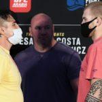 【UFC253】計量終了 俺たちのディエゴ・サンチェス、現役生活ラスト4第1弾で親子鷹マシューズと対戦