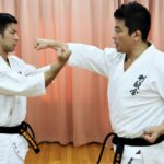 【Bu et Sports de combat】武術で勝つ。型の分解、サンチン編─02─「力を入れるのではなくて──」