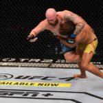 【UFC253】1年10月振りのオクタゴンで完勝、民族レスリング王エスピーノ「ミノタウロの一言が……」