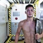 【DEEP97】新DEEPフェザー級チャンピオン牛久絢太郎「危ない場面も、最後まで戦い抜くことができた」