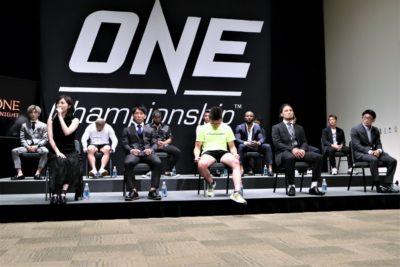 【Road to ONE03】イベント2日前・記者会見─01─松井珠理奈降臨、「特に注目は猿田選手とのび太選手」