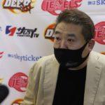 【DEEP99】佐伯繁代表が元谷✖米山について、熱い激。「出るだけじゃない。勝てる選手が出てこないと」