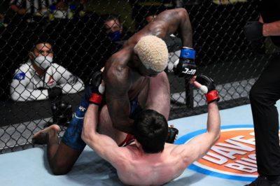 【Special】岡田遼が語りたい、UFCプレリミ戦─11─ジョーンズ✖ワリエフ「格闘技の神様が降臨した瞬間」