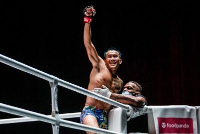 【ONE】7&8月度・大沢ケンジの気になるONE MMAアスリート─2人目─ヨッカイカー「日本が5位に……」